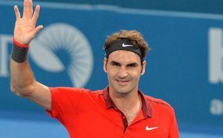 Roger Federer venció a Dimitrov y jugará final de Brisbane
