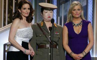 "Globos de Oro: ""Periodista norcoreana"" se toma foto con Meryl"