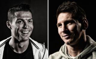 A Cristiano Ronaldo y Lionel Messi les gustaría jugar juntos