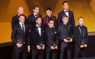 Once ideal de la FIFA 2014: conoce a sus integrantes