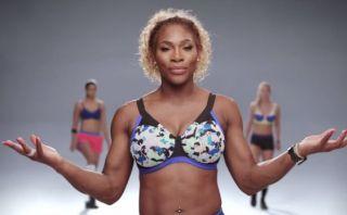 YouTube: Serena Williams en sexy campaña de ropa interior