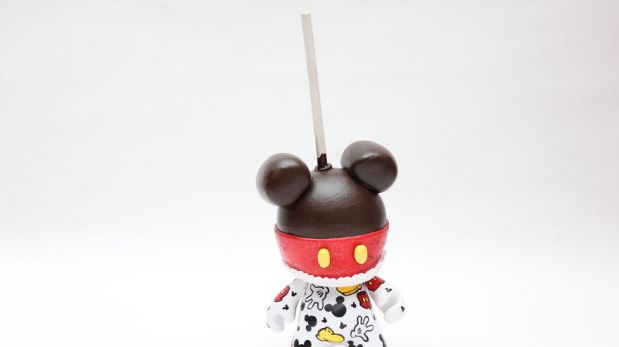 Mira estos llamativos juguetes de vinilo inspirados en comida