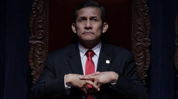 Humala: Al Congreso le faltó dar alternativa a 'Ley Pulpín'
