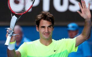 Australian Open: Roger Federer ganó y avanzó a tercera ronda