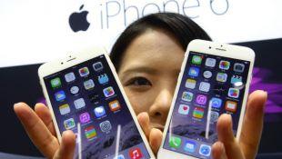 Apple y los iPhone 6 amenazan a Samsung en su propio país