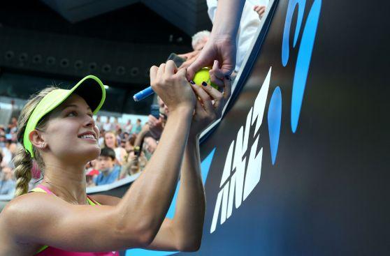 Australian Open: las bellezas que compiten en el Grand Slam