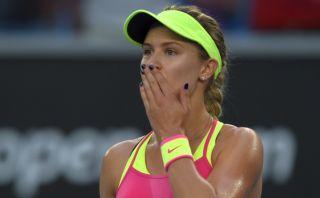 Polémica por presentador que pidió 'vueltita' a tenista
