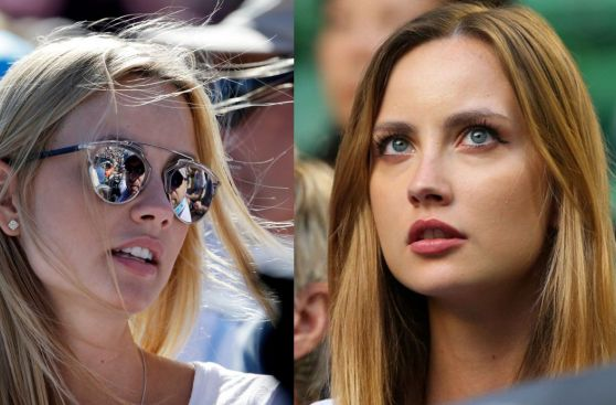 Australian Open: alegría en las tribunas de la novia de Berdych
