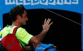 Sorpresa en Australian Open: Roger Federer cayó ante Seppi