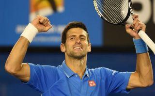 Australian Open: Novak Djokovic pasó sin problemas a cuartos