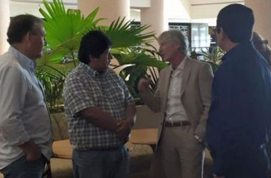 Edwin Oviedo: ¿Por qué se reunió con José Pekerman en Uruguay?
