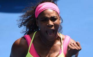 Australian Open: Serena Williams ganó y avanzó a semifinales