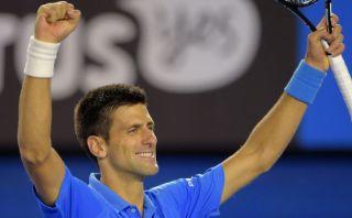 Australian Open: Djokovic ganó a Raonic y está en semifinales