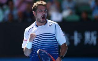 Australian Open: Wawrinka ganó y espera a Djokovic en 'semis'