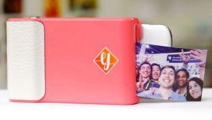 Con esta carcasa para smartphone imprimes fotos como Polaroid