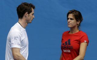 Murray reivindica a Mauresmo y a las mujeres como entrenadoras