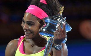 Serena Williams venció a Sharapova y ganó el Australian Open