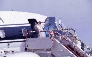 Juan Pablo II en el Perú, El Dominical recuerda la visita