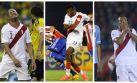 Perú y los siete seleccionados que no juegan en sus equipos