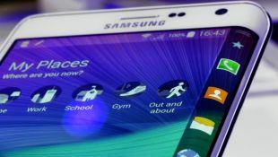 ¿El Samsung Galaxy S6 tendrá pantalla curva?