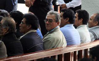 """Titular del JNE sobre Movadef: """"Vamos a defender la democracia"""""""