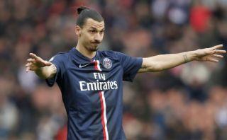 "Zlatan Ibrahimovic a sus compañeros: ""Yo soy el jefe"""