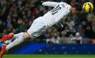 James Rodríguez: su segundo gol consecutivo de cabeza (VIDEO)