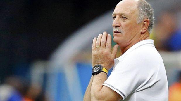 Selección: Scolari es prioridad de la FPF para dirigir a Perú