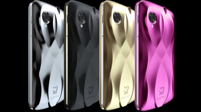 Kustom Ego, el smartphone más caro del mundo