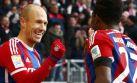 Bayern Múnich ganó 2-0 a Stuttgart por la Bundesliga (VIDEO)