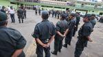 Policías son capacitados en uso de la fuerza [FOTOS] - Noticias de diopoldo aguilar
