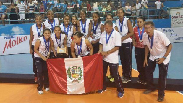 Vóley: San Martín ganó bronce en Sudamericano de Clubes