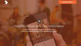 Prezi lanzó Nutshell, una app para convertir fotos en un video