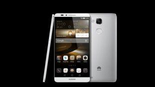 Huawei presentó la phablet premium Ascend Mate 7 en el Perú