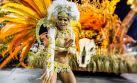 Carnaval de Río, la fiesta que genera el 0,1% del PBI de Brasil