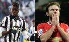Barcelona: Juan Mata y Paul Pogba, objetivos azulgranas