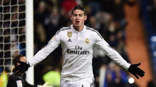 Instagram: James Rodríguez y su recuperación con el Real Madrid