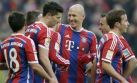 Bayern Múnich goleó 8-0 a Hamburgo por la Bundesliga (VIDEO)
