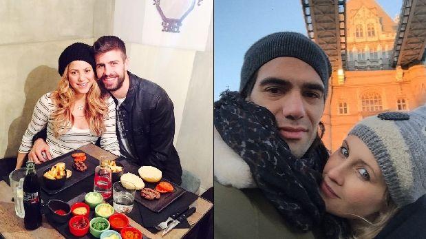 San Valentín: Gerard Piqué, Falcao y otros mensajes de amor