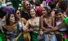 Río de Janeiro ya vibra al ritmo de un ardiente carnaval