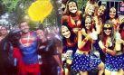 Instagram: superhéroes invadieron el Carnaval de Brasil (Fotos)