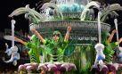 Zamba y color: arrancan los desfiles en el Carnaval de Río