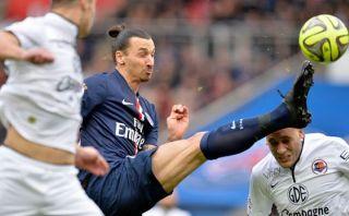 Top 5: los golazos con el sello de Zlatan Ibrahimovic (VIDEO)