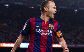 """Andrés Iniesta sobre Barcelona: """"Estamos para ganarlo todo"""""""