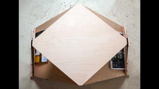 Nidin, un original mueble que puede ser usado por tu mascota
