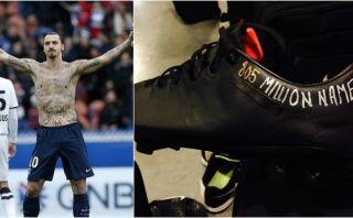 Zlatan Ibrahimovic y su nuevo gesto en contra del hambre
