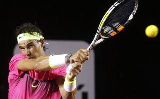 Rafael Nadal ganó y generó euforia en ATP Río de Janeiro