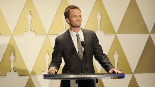 """Neil Patrick Harris: """"El Oscar es un ritual para mucha gente"""""""