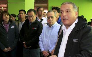 Apurímac: ministros se comprometen a erradicar pobreza extrema