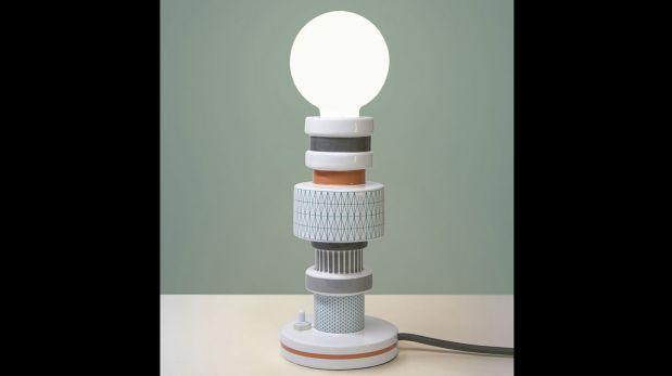 Diseñan lámparas inspiradas en la histórica Alhambra de España